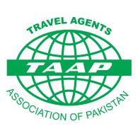 Logo of Taap Travel Association of Pakistan