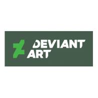 Logo of DeviantArt