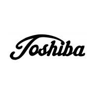 Logo of Toshiba