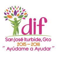 Logo of DIF San José Iturbide