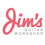 Logo of Jim's Guitar Workshop