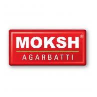 Logo of Moksh Agarbatti