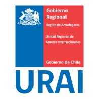 Logo of Gobierno Regional de Antofagasta - Unidad Regional de Asuntos Internacionales