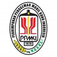 Logo of Perhimpunan Penggemar Mobil Kuno Indonesia PPMKI