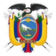 Logo of Escudo de Ecuador
