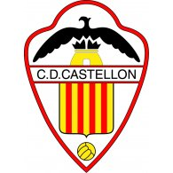 Logo of CD Castellon (early 90's logo)