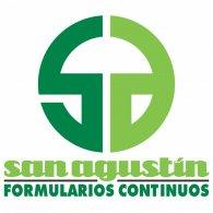 Logo of San Agustín Formularios Continuos