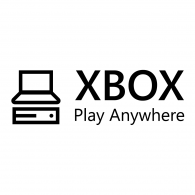 Logo of Xbox Play Anywhere