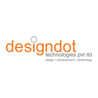 Logo of DesignDot Technologies Pvt Ltd