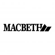 Logo of Macbeth
