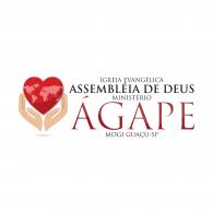 Logo of Igreja Evangélica Assembléia de Deus Ágape