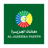 Logo of Al Jazeera Paints