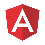 Logo of Angular