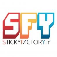Logo of StickyFactorY