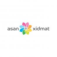 Logo of Asan Xidmət