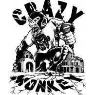 Logo of crazy monkey aterrorizando cdmx