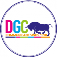 Logo of DGC Communicatie