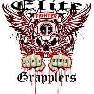 Logo of elite grapplers fighter