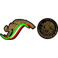 Logo of escudo mexico