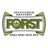 Logo of FORST BEER