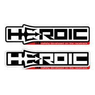 Logo of HEROIC / HEROIC Racing Apparel / HRA