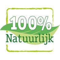 Logo of 100% natuurlijk