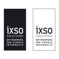 Logo of IXSO solutions