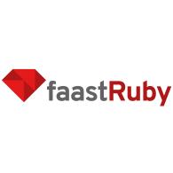Logo of faastRuby
