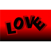 Logo of Love Vector