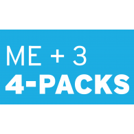 Logo of Ticketmaster me+3 4pack