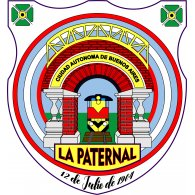 Logo of escudo de la paternal