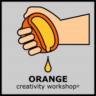 Logo of Orange Creativity Workshop