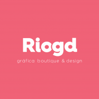Logo of RioGD Gráfica Boutique