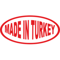 Logo of Made İn Turkey elips