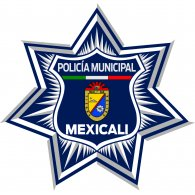 Logo of Policia Municipal Mexicali