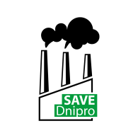 Logo of Save Dnipro