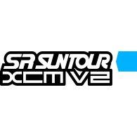 Logo of SR SUNTOUR XCM V2 - 2