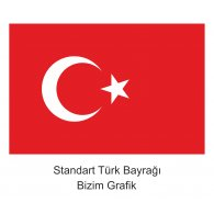Logo of Standart Türk Bayrağı