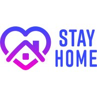 Logo of StayHome Logo