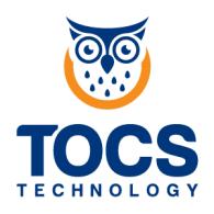 Logo of TOCS Teknoloji