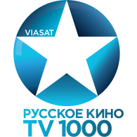 Logo of TV1000 Russkoe kino