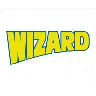Logo of WIZARD MAGAZINE