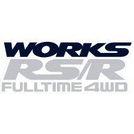 Logo of SUZUKI ALTO WORKS RS R FULL TIME 4WD