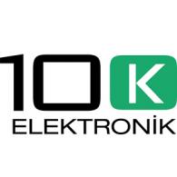 Logo of 10 K Elektronik