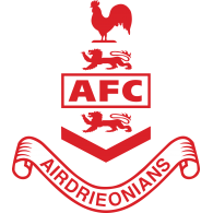 Logo of Airdrieonians FC
