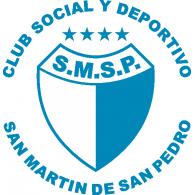Logo of Club Sportivo y Deportivo San Martín de San Pedro Córdoba