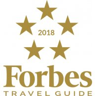Logo of Forbes Travel Guide