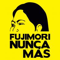 Logo of Fujimori Nunca Mas
