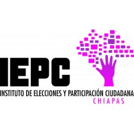 Logo of Instituto de Elecciones y Participación Ciudadana Chiapas