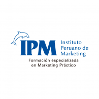 Logo of IPM - Instituto Peruano de Marketing